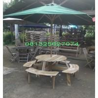 Payung Taman Kafe