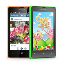 Handphone Nokia Microsoft Lumia 435 Dual SIM