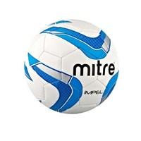 Jual BOLA SOCCER IMPEL MITRE  (Bola Latihan) Putih Biru