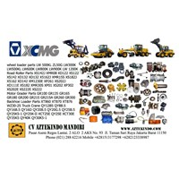 Jual XCMG PARTS SUPPLIER