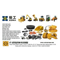 XGMA HEAVY EQUIPMENT PART  Excavators