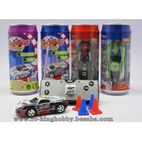 Jual Wl 2015-1A 1:63 Coke Can Mini RC Radio Racing Car Random