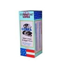 Cobra Oil Minyak pembe*sar pe*nis