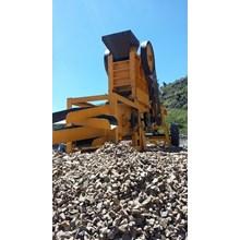 Mesin Stone Crusher atau Mesin Pemecah Batu
