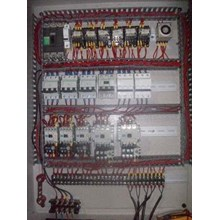 Electric Panel for industrial Paving brick making