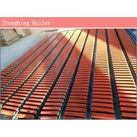 Belt dan Conveyor  Troughing Roller