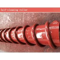 Belt dan Conveyor Self Cleaning Roller