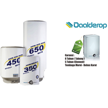 Electric water heater Daalderop 15 L