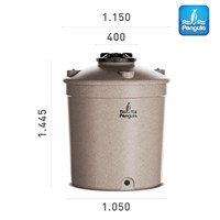 Eco Tanks Penguin TU 100 2016-quality water tank