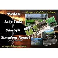 Jual Paket Tour Medan-Parapat 4H3M