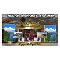 Jual Paket Tour Medan-Parapat 5H4M