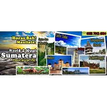 5D4N Medan – Lake Toba Brastagi Tour-