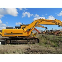 Jual Hyundai Excavator R210LC-7