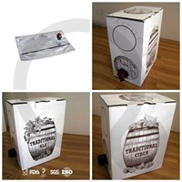 Bag In Box (High Barrier)