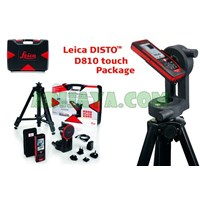 Leica DISTO™ D810 Packages