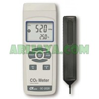 Jual LUTRON GC-2028 CO2 METER Temperature