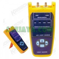 KRISBOW KW0600720 Light Source And Loss Tester