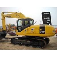 Rental Excavator Class 200 Standard