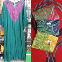 baju gamis haryati