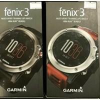 Jual Garmin Fenix 3 Sapphire With HRM + Vivosmart