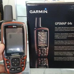 Gps Garmin 64S  With Glonass Nusatama Store