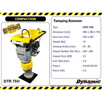 Sell Tamping Rammer (DTR 75H)
