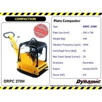 Jual Plate Compactor Reversible (DRPC 270H)
