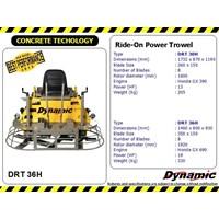 Jual Ride On Power Trowel (DRT 36H)