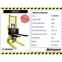 Electric Stacker (D 2030SA)