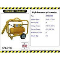 High Frequency Converter (AFE 3500)