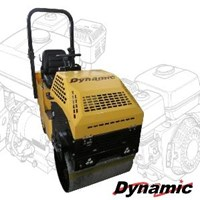 RIDE-ON VIBRATORY ROLLER DR1309