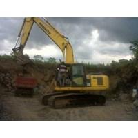 Jual Excavator Komatsu PC200-8