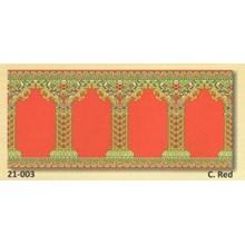 Karpet Sajadah 21-003 C.Red