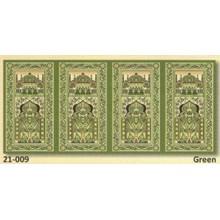 Karpet Sajadah 21-009 C.Red