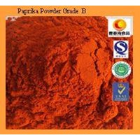 Paprika Powder Grade B