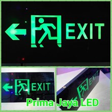 Lampu Sign Exit LED