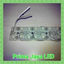 Module LED Kotak 4 Mata Putih