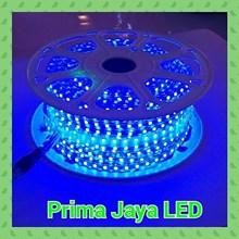 Selang LED SMD 5050 IP65 Biru