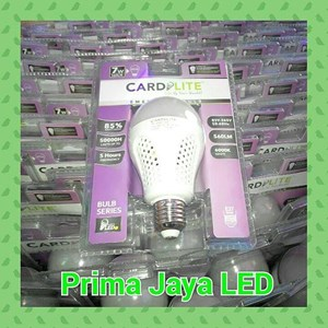 Jual Emergency LED Bohlam 7 Watt