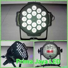 LED Par Spotlight 18 X 10 Watt RGB