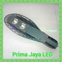 Jual LED Lampu Jalan Daun 100 Watt