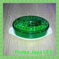 LED Blitz Green Pool
