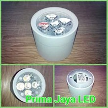 Lampu Downlight LED 5 Mata Outbo