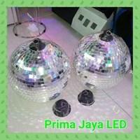 Jual Paket Double Disko Miror Ball