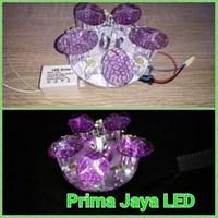 Jual LED Ceiling Jamur Ungu