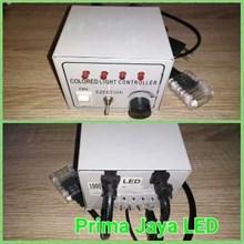 Flasher LED Selang 3 Jalur AC220