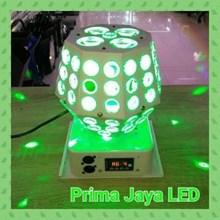 Lampu LED New Prisma Disko Ball 36 Watt LED
