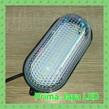 Lampu LED Damp Prof Lampu 9 Watt Outdoor