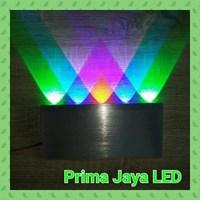 Jual Lampu LED Wall Interior 5 Watt 80012 RGB