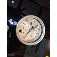 pressure gauge '
